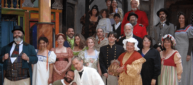 Merry Wives of Windsor Cast